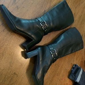Bandolino Womens Jessie knee high boots 7.5 black